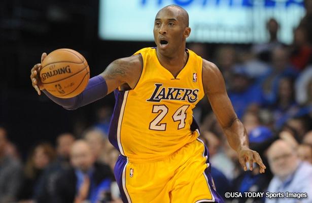 Kobe Bryant And Carmelo Anthony Lakers Kobe Bryant on Carmelo