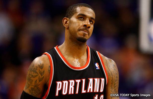 Aldridge: I'm Thankful for All My Time in Portland   Basketball Insiders   NBA Rumors And ...