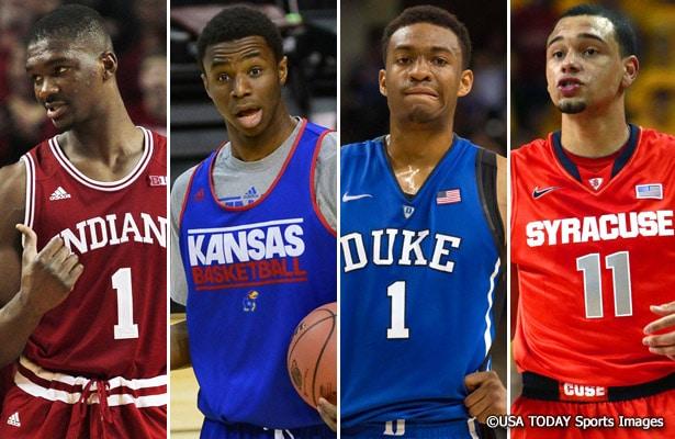 2014 NBA Draft Early Entry List