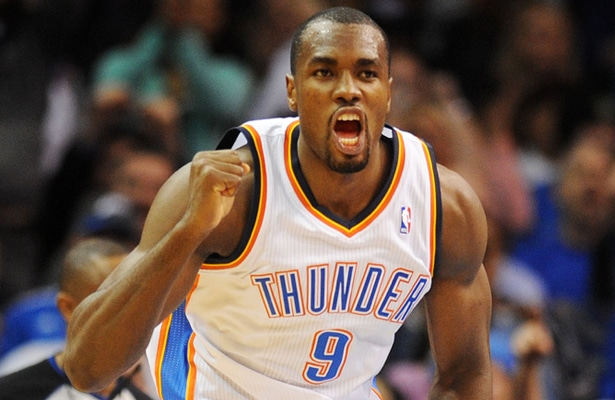 Serge Ibaka earned a  million dollar salary - leaving the net worth at 8 million in 2018