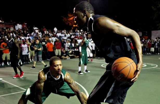 NBA Stars Who Could Learn From StreetBall | Basketball ...