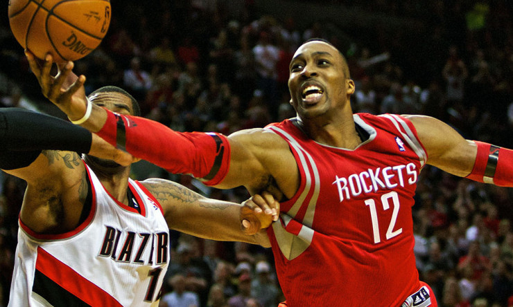 Rockets Want Howard's Last Four Technicals Rescinded