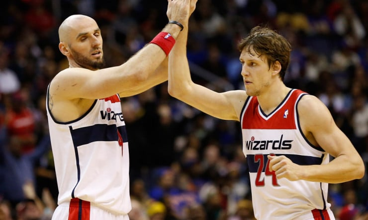 Jan Vesely Returning To The Nba Basketball Insiders Nba Rumors
