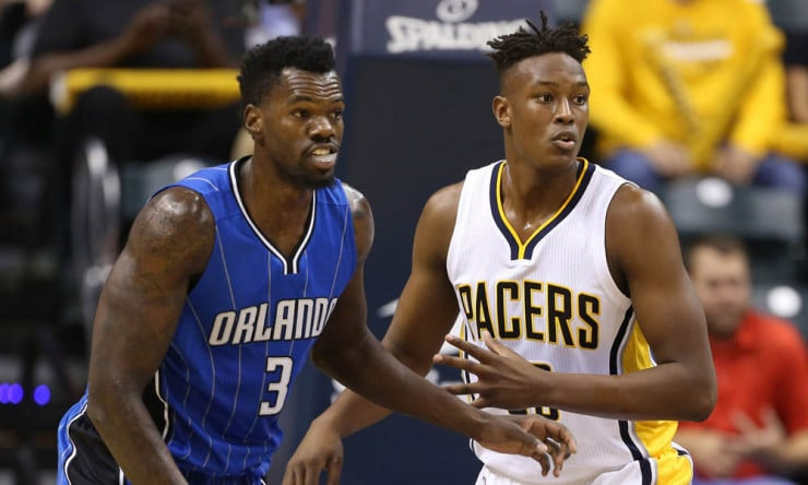 Myles Turner Isn't Worried About Starting | Basketball ...