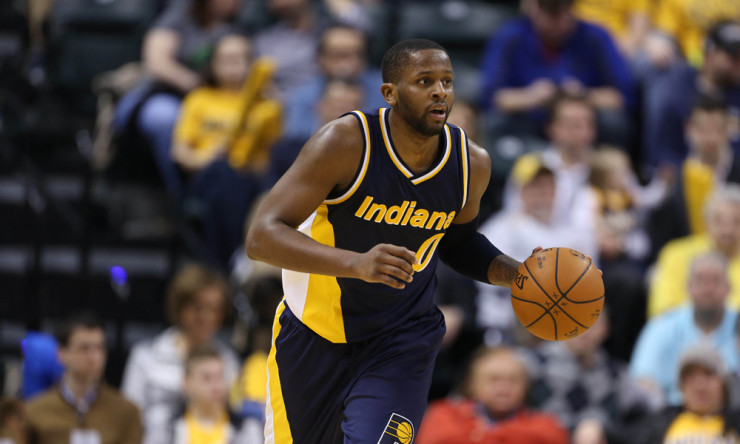 C.J. Miles Finally Gets His Green Light | Basketball ...