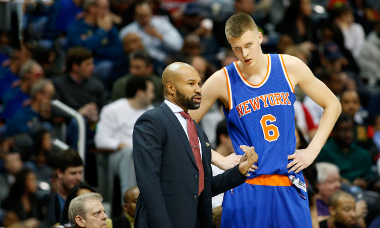 Porzingis Alters Knicks' Free Agency Focus | Basketball ...