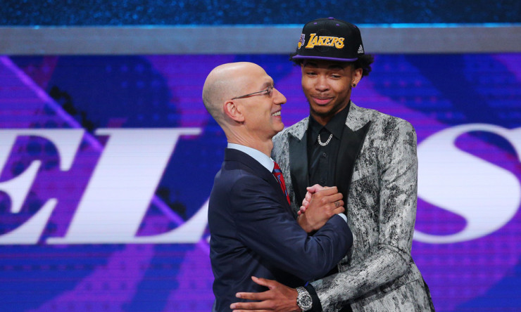 Blake Griffin Injury News >> #2 Los Angeles Lakers: Brandon Ingram | Basketball Insiders | NBA Rumors And Basketball News