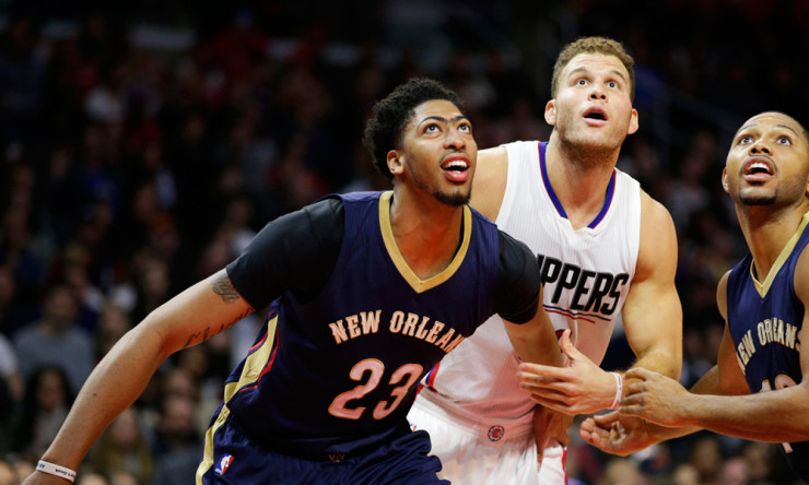 Pelicans Anthony Davis Now Stands At 6 Foot 11 Basketball