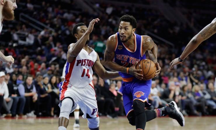 52bbf57c78fa Knicks  Derrick Rose on Health