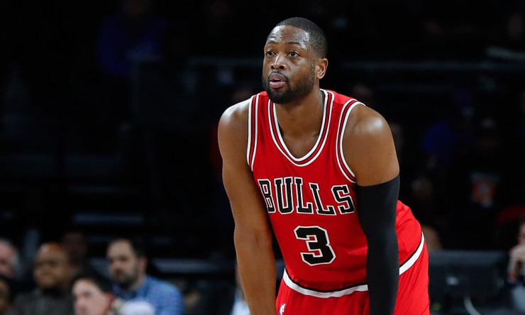 D-Wade Expected to Reach Buyout with Bulls | Basketball