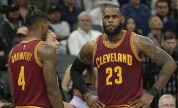 NBA Sunday: Cavs Close In On Repeat