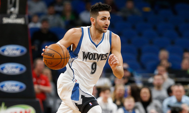 Sources: Minnesota 'intent' on Moving Ricky Rubio ...