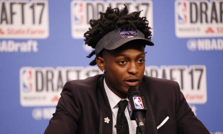 #5 – Sacramento Kings – De'Aaron Fox | Basketball Insiders ...