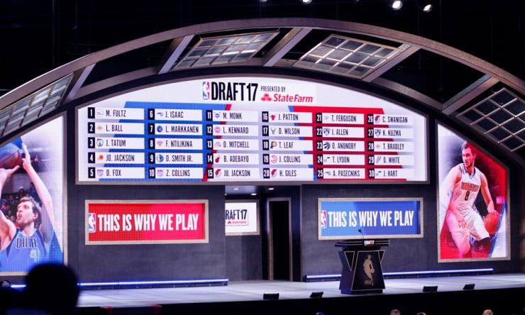 NBA draft pick-by-pick recap