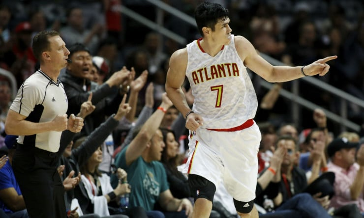 Image result for ersan ilyasova hawks