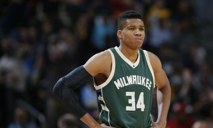 NBA Denies Keeping Giannis Antetokounmpo From Euros ...