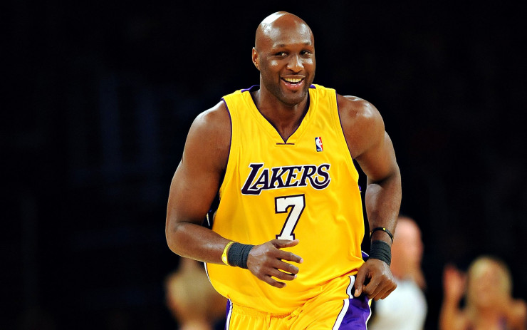 Lamar Odom Planning to Retire as a Laker
