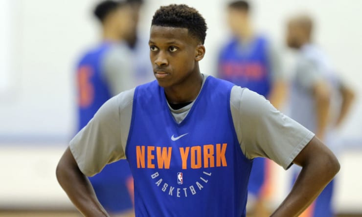 Should The Knicks Pick Up Options On Young, Unproven Talent?