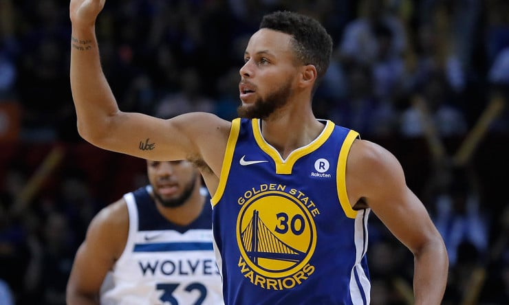 NBA Fines Curry $50K For Throwing Mouthpiece | Basketball ...