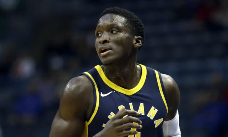 Q&A With Pacers Guard Victor Oladipo | Basketball Insiders ...