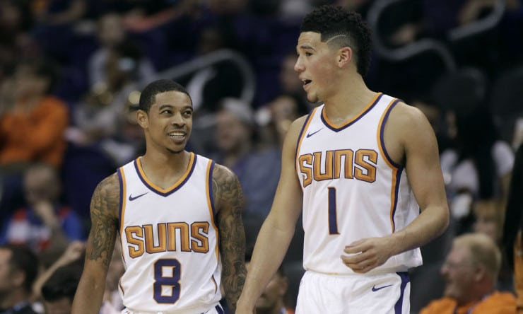Devin Booker Becomes Fourth Youngest to Score 3,000 Points ...