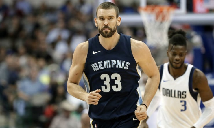 Marc Gasol: 'I just want to win games' | Basketball ...