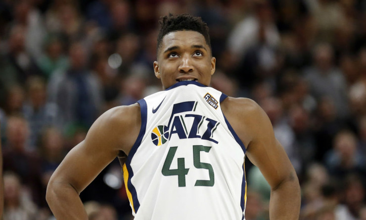 Donovan Mitchell, Jazz Ready To Become Contenders