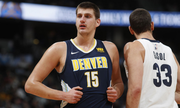 sources  nikola jokic expected to miss several games with