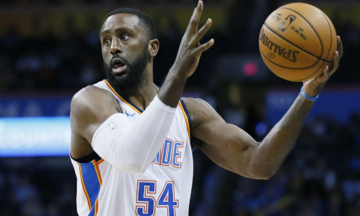 Patrick Patterson Fined $10,000 for Publicly Complaining ...