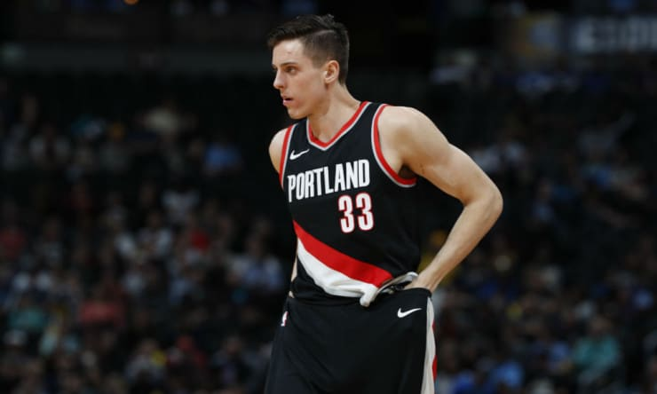 Image result for zach collins trail blazers