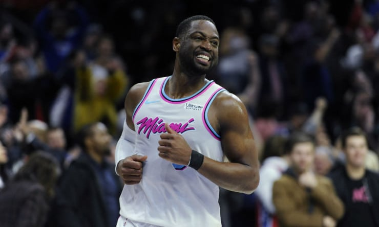 Who is Dwyane Wade dating right now
