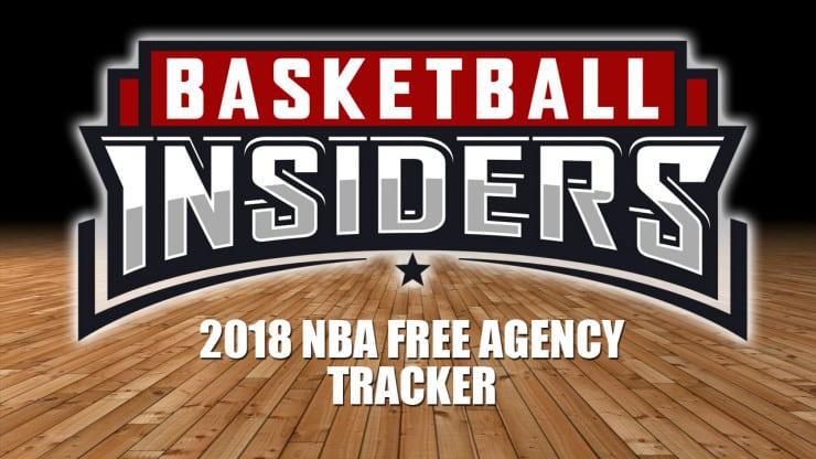 2018 NBA Free Agency Tracker ...