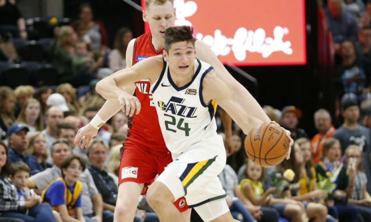 a9e6616be3a NBA Daily: Grayson Allen Impressive in Professional Debut | Basketball  Insiders | NBA Rumors And Basketball News