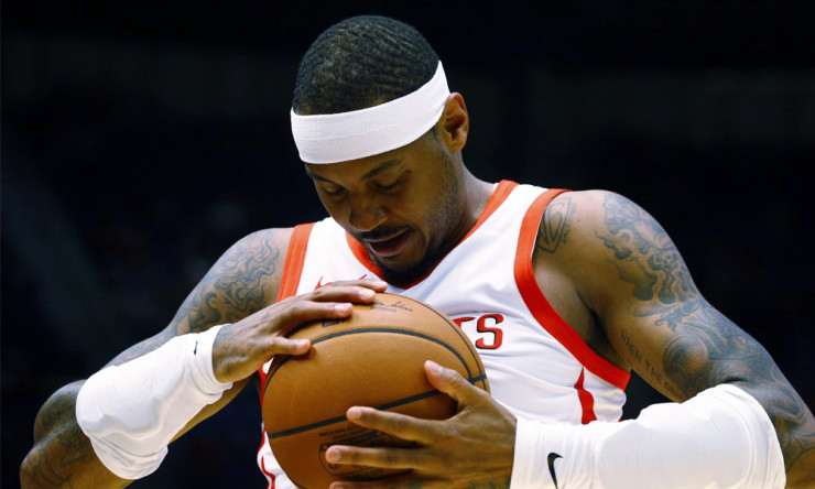 026a51c4cf9420 NBA Daily  What s Next for Carmelo Anthony