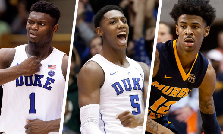 2019 Nba Consensus Mock Draft Ver 6 0 Basketball Insiders