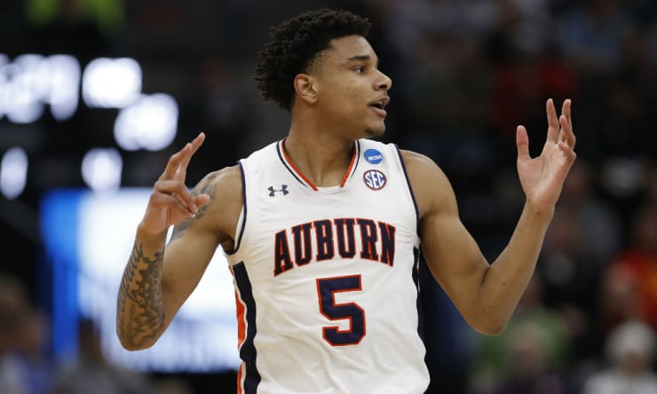 Sources Auburn S Chuma Okeke Out For Extended Period With