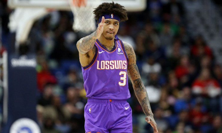 new styles 62488 f77cb Sources: Kelly Oubre Jr., Suns Agree to Deal | Basketball ...
