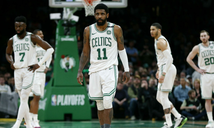 separation shoes 4bf77 6ecec NBA Daily  What s Next for Kyrie Irving    Basketball Insiders   NBA Rumors  And Basketball News