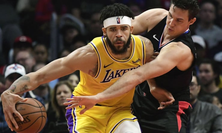 quality design 561e0 3c788 Sources: JaVale McGee to Re-Sign with Lakers   Basketball ...