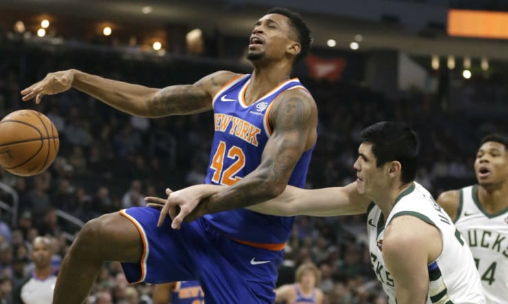Sources: Knicks to Waive Lance Thomas