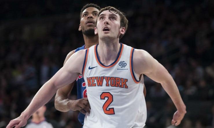 Sources: Luke Kornet, Bulls Agree to Deal   Basketball