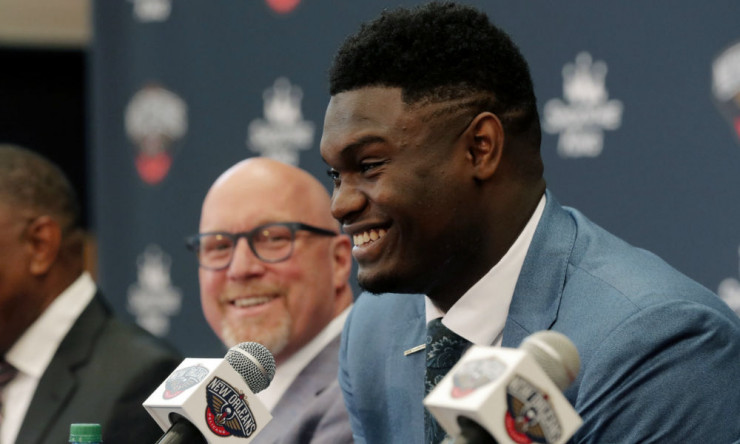 Zion_williamson_david_griffin_2019_ap_pelicans