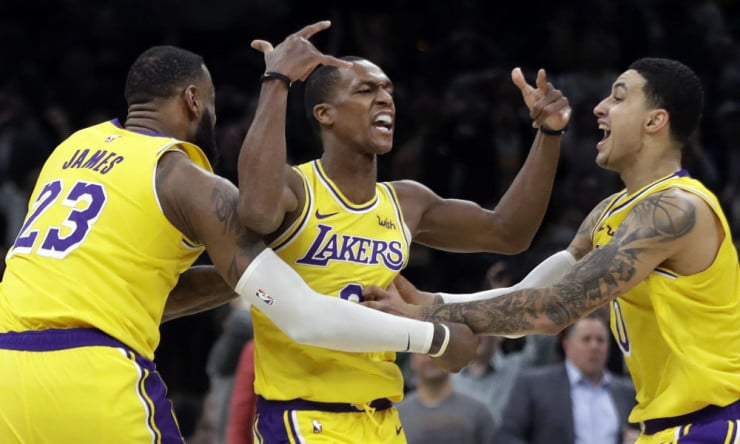 Anticipating The Return Of Playoff Rondo | Basketball