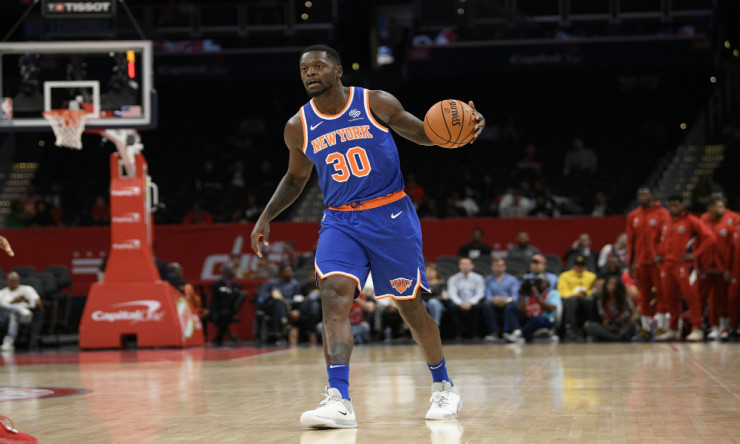 NBA Daily: The Knicks' Point-Forward-In-Waiting
