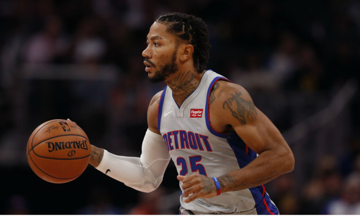 NBA Daily: Title Contenders Should Covet Derrick Rose