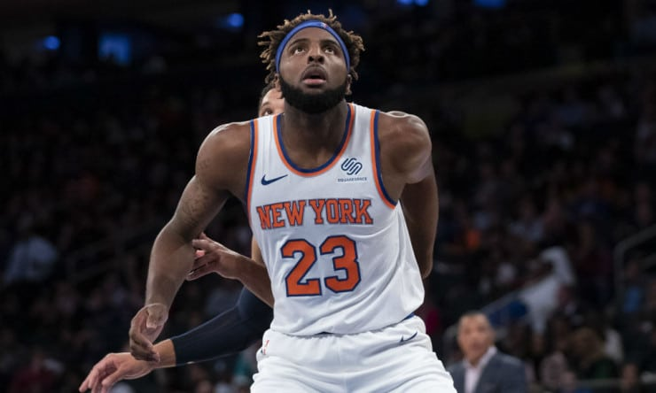 NBA Daily: Is Mitchell Robinson's Injury a Blessing in Disguise?