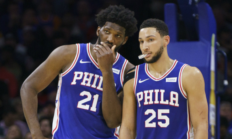 Philadelphia 76ers running out of time to click