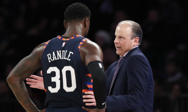 Now What? New York Knicks - Basketball Insiders