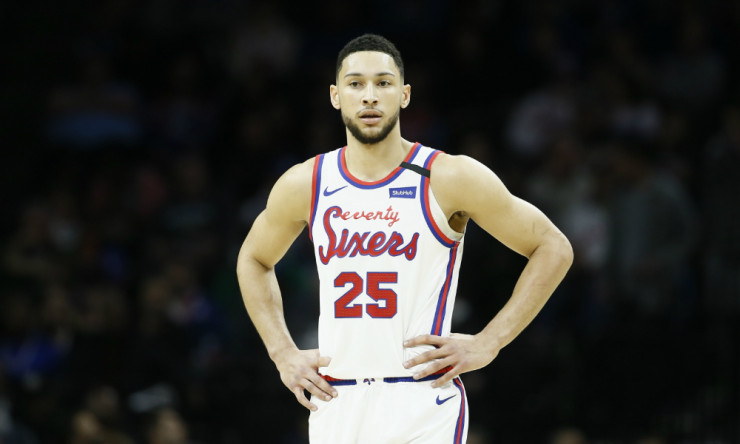 Ben Simmons Kryptonite Hurting Philadelphia Basketball