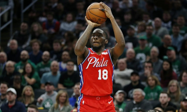 Nba Daily 76ers Should Look To Shake Milton For Point Guard Duties Basketball Insiders Nba Rumors And Basketball News